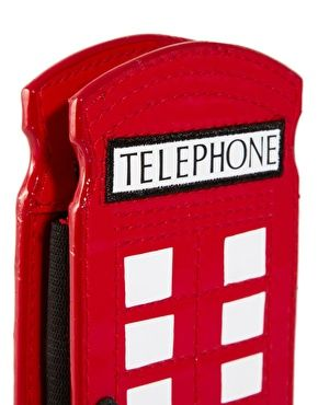 Lulu Guinness Telephone Booth Purse