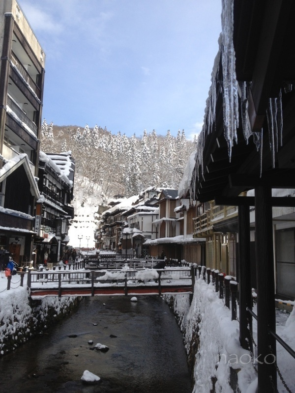 Ginzan onsen,Yamagata