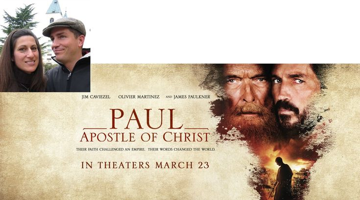 "#Jesus #Christ's #saint ""Paul, #Apostle of Christ"", in #theaters March 2018, #Lent/#Easter. Jim #Caviezel (""Passion of the Christ""), James Faulkner(""Game of Thrones""), Olivier Martinez (""SWAT""), Joanne Whalley (""A.D. The Bible Continues""),John Lynch(""The Secret Garden""). Depicts Roman emperor Nero's inhuman persecution,Paul & people of early #Christian #Catholic #Church spread #Gospel of #JesusChrist & change the world. Jim was in #Medjugorje! #Easter2018 #Lent2018"