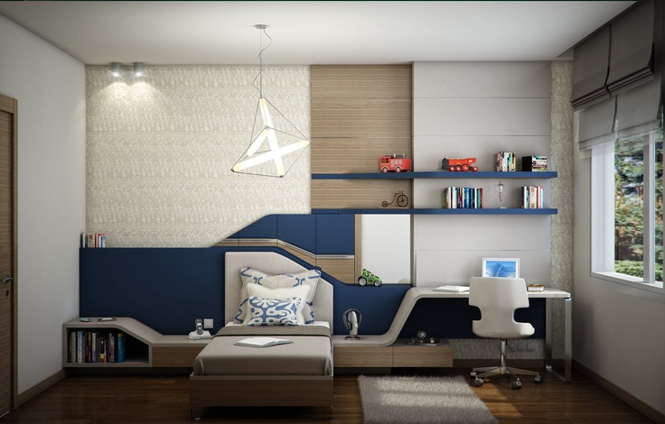 interiror.bed room05 by pitposum.deviantart.com