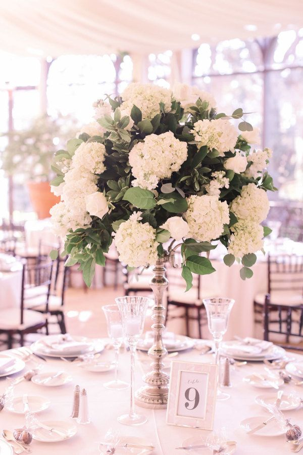Best wedding tall centerpieces images on pinterest