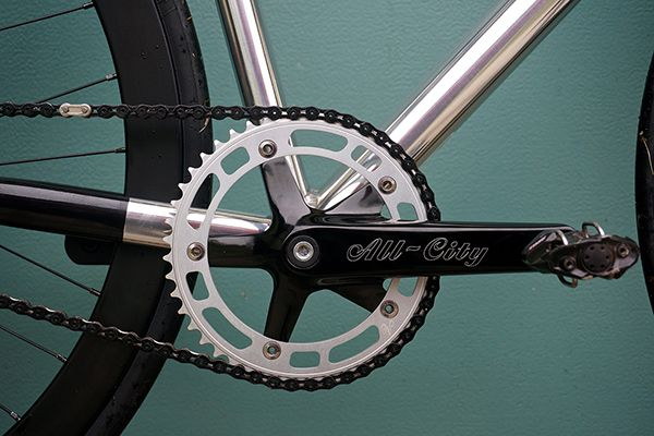 All-City introduces the Pursuit Special Chainring… made from 7000 series aluminum in the good ol' USA! The Pursuit Special is our addition to the pantheon of high end track chainrings. They were de...
