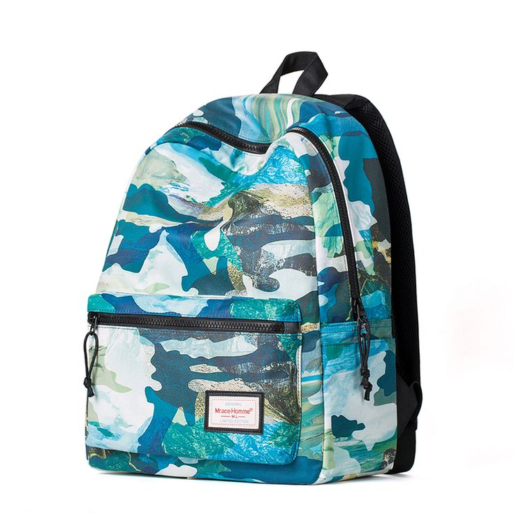 Fashion Camouflage Lightweight Laptop Backpack(Export)(Intl) | Lazada Singapore