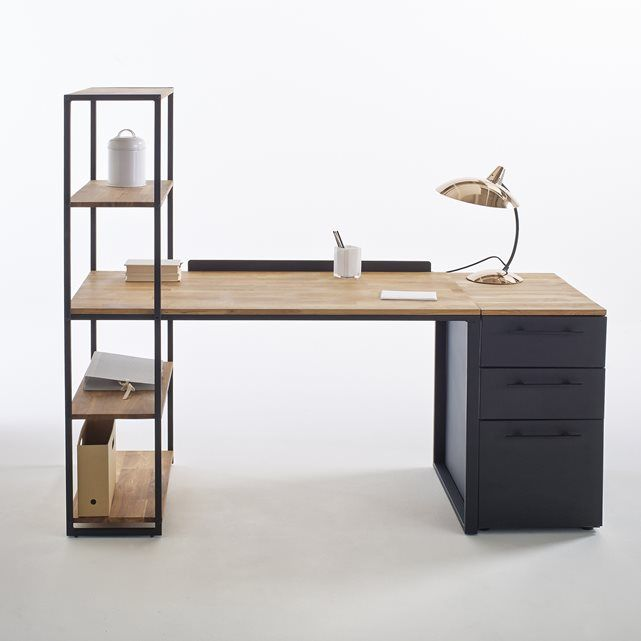 Best 25 Metal desks ideas on Pinterest 4 seater dining table