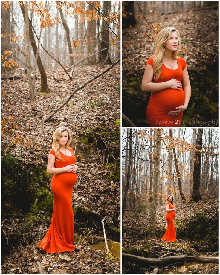 Outdoor Fairytale Maternity Photos  twelve21photo.com