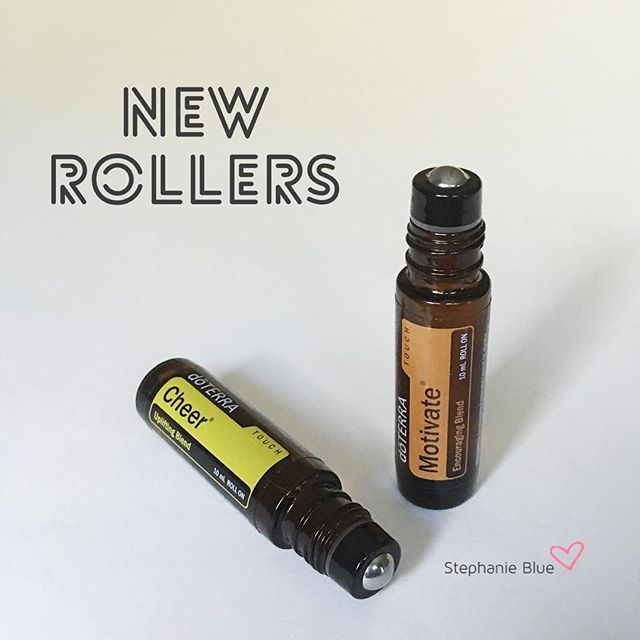 Oh my gosh!  Who is loving these new #doTerra roller bottle fittings?!?!