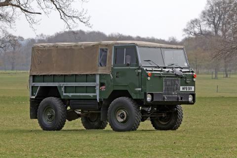 65 Jahre Land Rover: Allrad bereit – SPIEGEL ONLINE – Nachrichten – Auto – Mr. Mustang