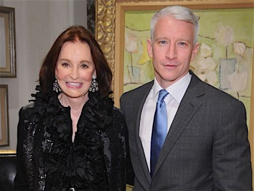 Anderson Cooper Shocked at His Mother's Lesbian Affair,... #AndersonCooper: Anderson Cooper Shocked at His Mother's… #AndersonCooper