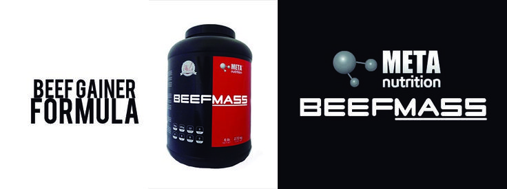 #Ganador de #Masa a base de #Proteína de #Carne #Hidrolizada #BeefMass. #Meta #Nutrition.