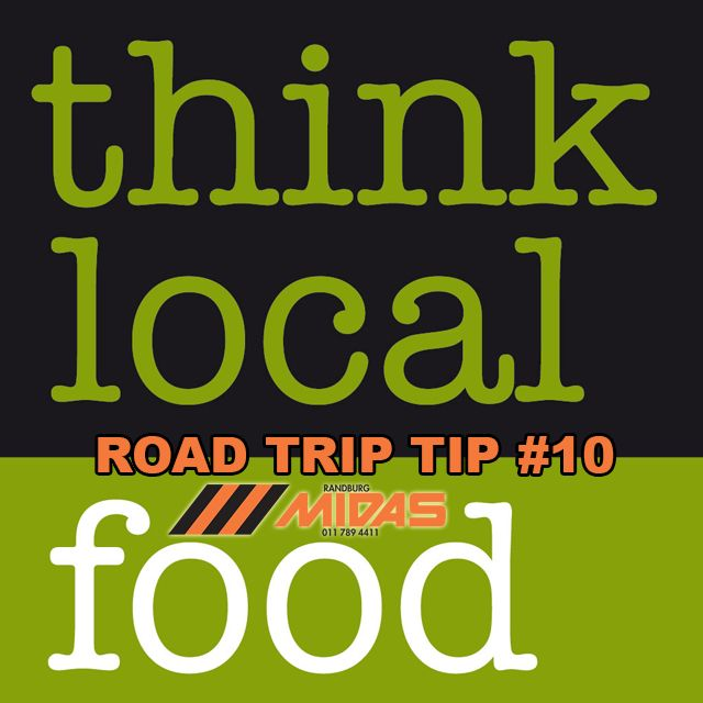 Road trip tip 10: Ask a local where to eat CLICK TO READ MORE #Roadtripping http://bit.ly/1SlKcl7
