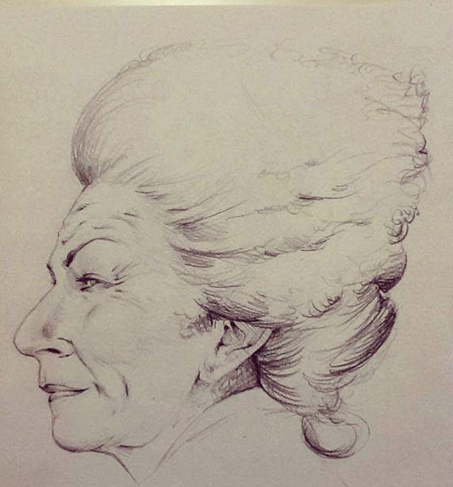Old Lady. XVIII.