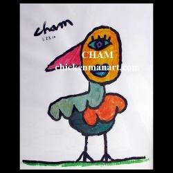 another ChamFolk Art