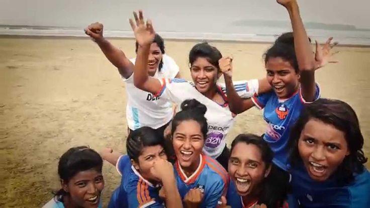 FC Goa konkani music video 2015 Forca Goa!!! viva Goa!!!