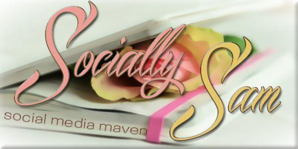 Socially Sam - Best Social Media Sites from #ourwriteside @theauthorSAM