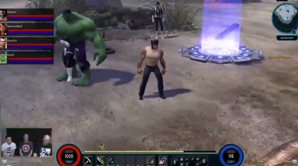 If you are a fan of Marvel, you may have already taken an interest in the upcoming MMO game Marvel Heroes which is set for release on PC at some point in 2013. Ultimate Alliance and its subsequent sequel were great games in our minds and if you enjoyed that style of gameplay, you will probably like the look of how Marvel Heroes is shaping up.