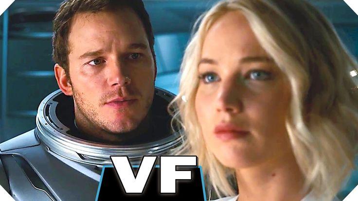 PASSENGERS Bande Annonce VF (Jennifer Lawrence, Chris Pratt - Science Fi...