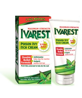Best stuff EVER for mosquito bites!!! It takes the itching, redness and swelling away in hours!!!