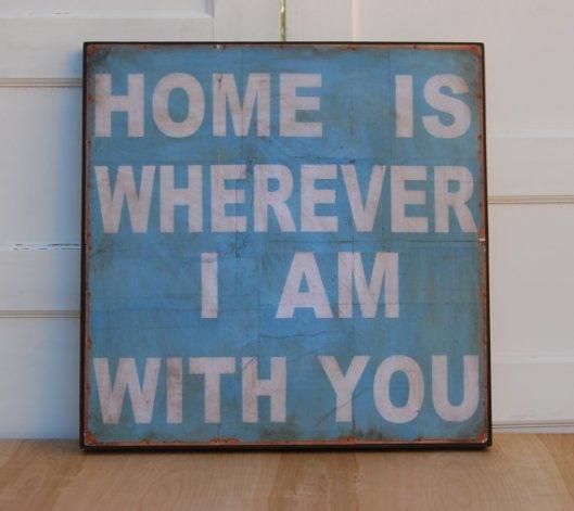 Home by Edward Sharpe, love it!