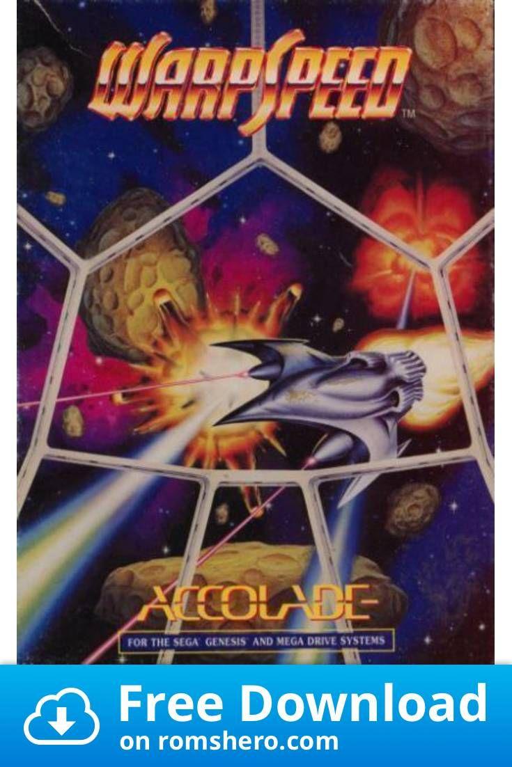 Download Warpspeed Jue Sega Genesis Sega Mega Drive Rom