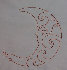 continuous line machine embroidery designs