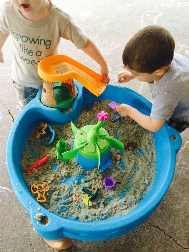 Kinetic Sand Playground