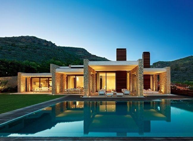 Piękna luksusowa rezydencja w Hiszpanii - zobacz i zainspiruj się! Zapraszam do 4 podsumowania najpiękniejszych domów świata - piękne luksusowe domy i nowoczesne rezydencje!