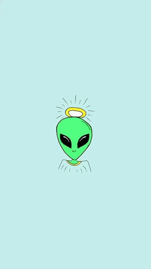Imagen de wallpaper, alien, and background