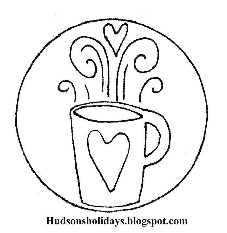 Hudson's Holidays - Shirley Hudson: Coffee time- Freebie Friday & more