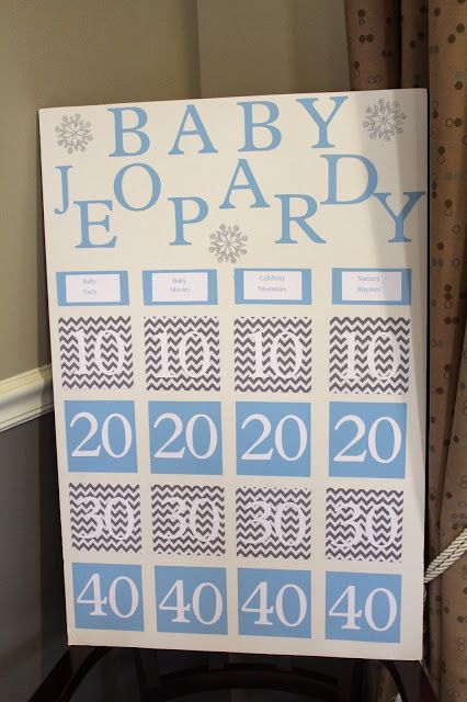 Baby It's Cold Outside...Baby jeopardy