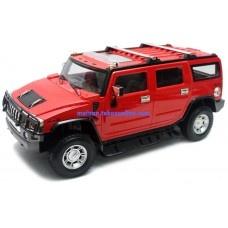 Mainan Anak Mobil RC R/C Hummer H2 1:16 Lisensi GM
