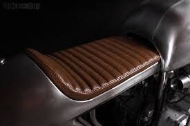 Cafe racer seat ideas