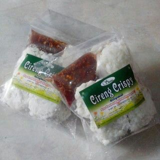 Cireng Crispy,,, yummy.... For order please contact us,,, Invite our BBM = 5279B81A Whatsapp = +6281310777881