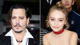 """Johnny Depp opened up about daughter Lily-Rose's 2007 hospitalization for kidney failure, referring to it as the """"darkest period"""" of his life.  """"When my daughter was ill in Great Ormond Street [hospital] it was the darkest period of my life,"""" the actor, 52, told Graham Norton on Thursday, Nov. 26."""