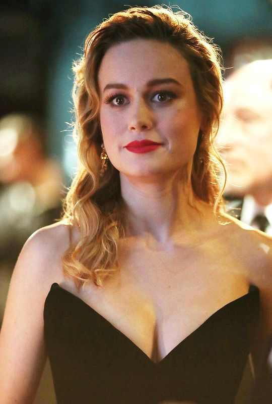 Brie Larson waits backstage during the 89th Annual Academy Awards at Hollywood & Highland Center on February 26, 2017 in Hollywood, California.