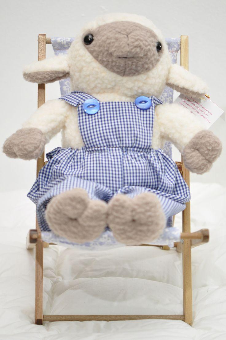 Karoo Sheep Soft Toy - Dress Sheep