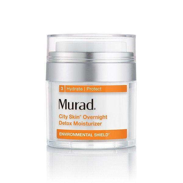 City Skin Overnight Detox Moisturiser SymVital AR
