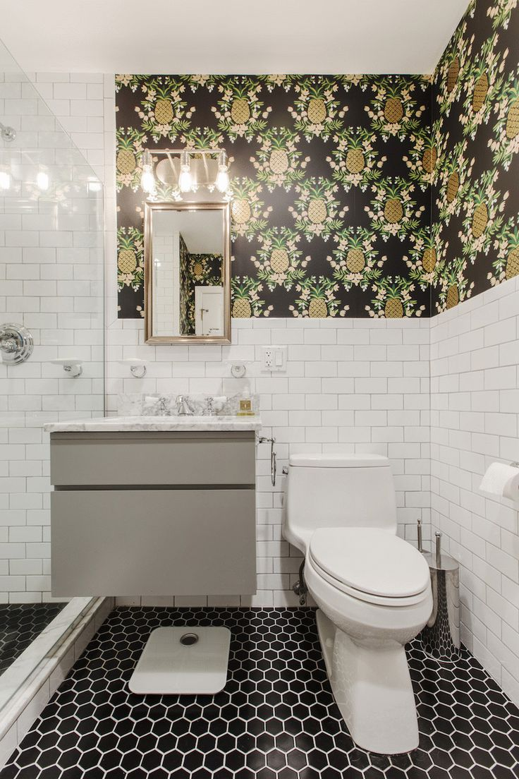 We've got our eye on patterned floor tile, a reno trend that's not going away anytime soon! What else made our list? Head on over to the blog to find out.