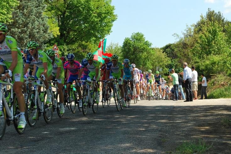 Giro D'Italia in Umbria
