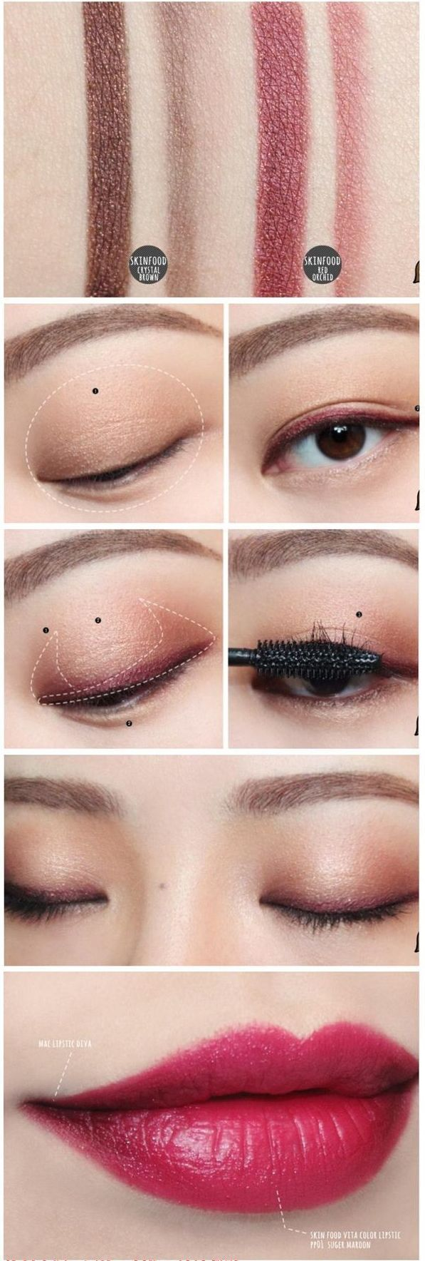 Find this Pin and more on All About Make Up by zybonic.