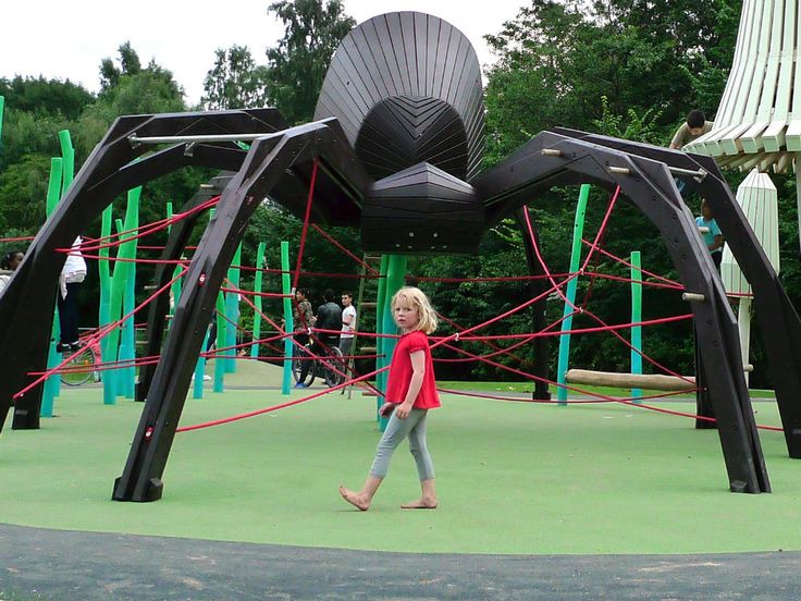 Best City Is A Playground Images On Pinterest Playground - 15 of the worlds coolest playgrounds