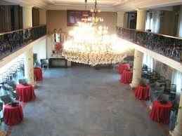 Salone delle feste del sodalizio cittadino Social Tennis Club di Cava de' Tirreni, che ha da sempre ospitato personaggi illustri del mondo della cultura