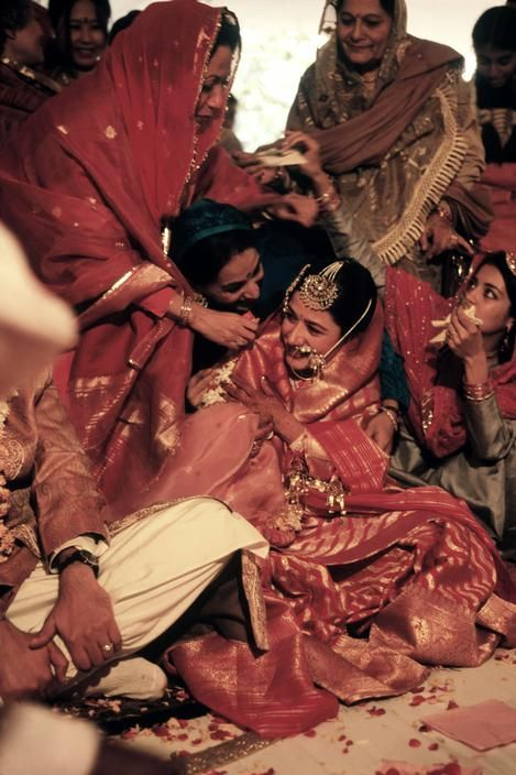 Pakizah: Sikh Wedding, India, Photo by Raghu Rai.