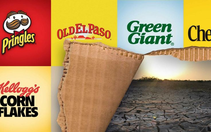Climate change could be the single biggest threat to winning the fight against hunger. Yet big food companies like Kellogg's and General Mills are actually making the problem worse.  Go Behind the Brands and demand that they act now! http://www.behindthebrands.org/campaign-news/take-action