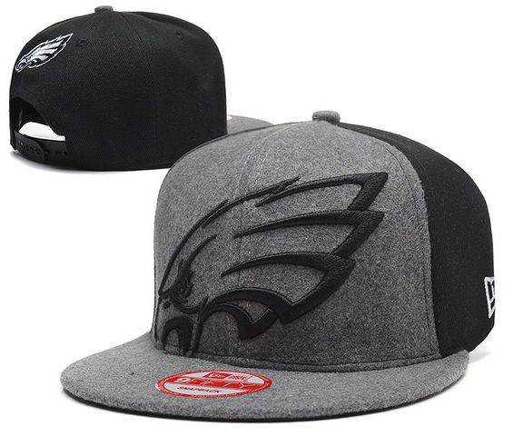 Cheap Philadelphia Eagles Snapback Hats Plush Shell Fabric Grey|Factory Direct Sale and Please go follow me to pick up coupons