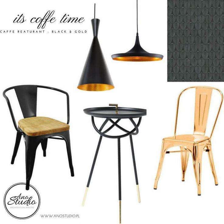 Cafe Time - Ano Studio - Architekt Wnętrz