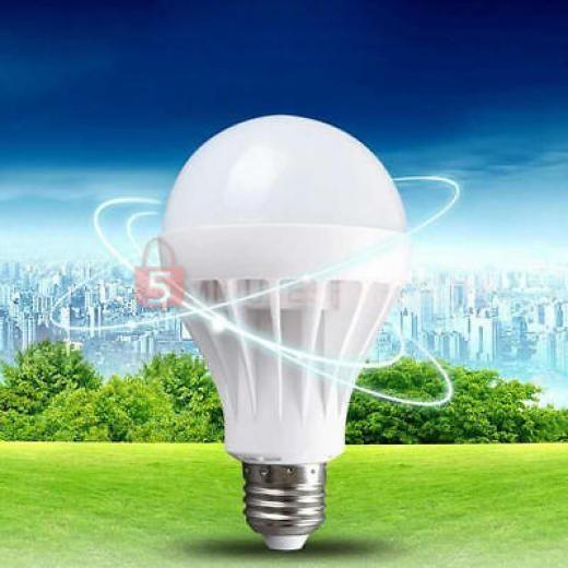 Led Intelligent E27 220v Light Bulb 3w/5w/7w/9w/15w Emergency Rechargeable Lamp China 3w-15w Hg1907281a1