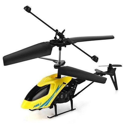 Remote Control Radio Helicopter Toys With Light