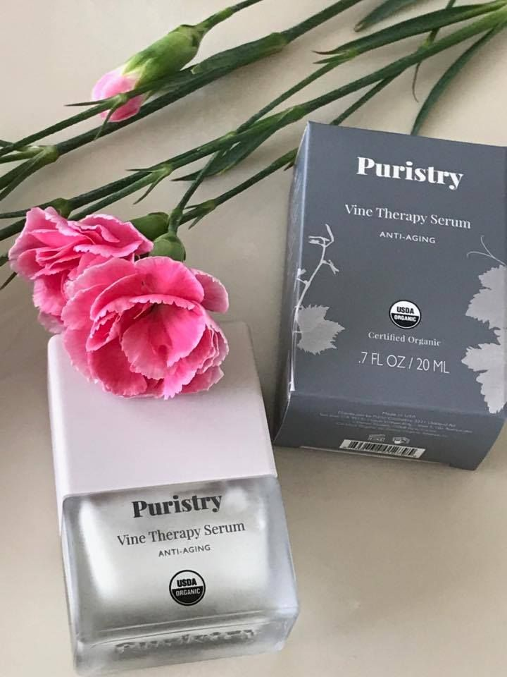 Puristry Vine Therapy Serum was created by Susie Wang, Puristry Founder. Packed only with real plant ingredients, it nourishes the skin and creates its natural protection barrier.
