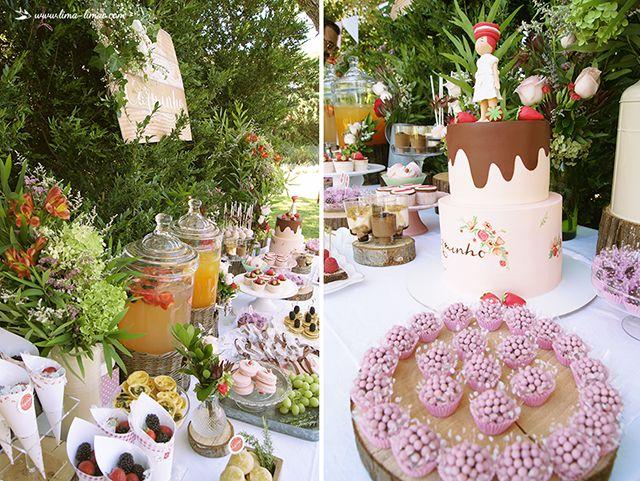 Lima Limão - festas com charme: 1º Aniversário da Carminho: um piquenique cheio de charme!