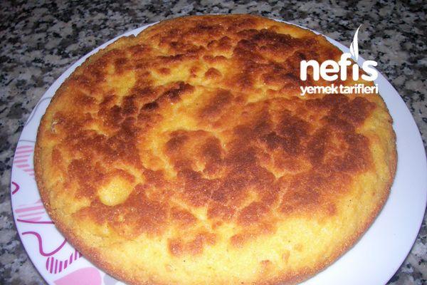 Teflon Tavada Mısır Ekmeği